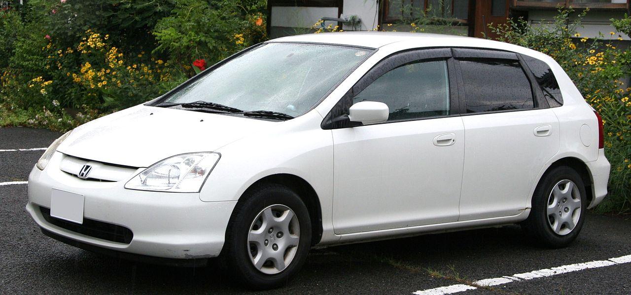 1280px 2000 2003 Honda Civic Jaki samochód wybrać dla początkującego kierowcy?