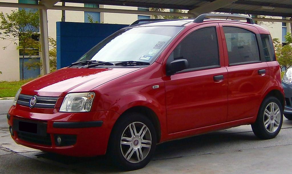 2011 Fiat Panda in Cyberjaya Malaysia 01 Jaki samochód wybrać dla początkującego kierowcy?
