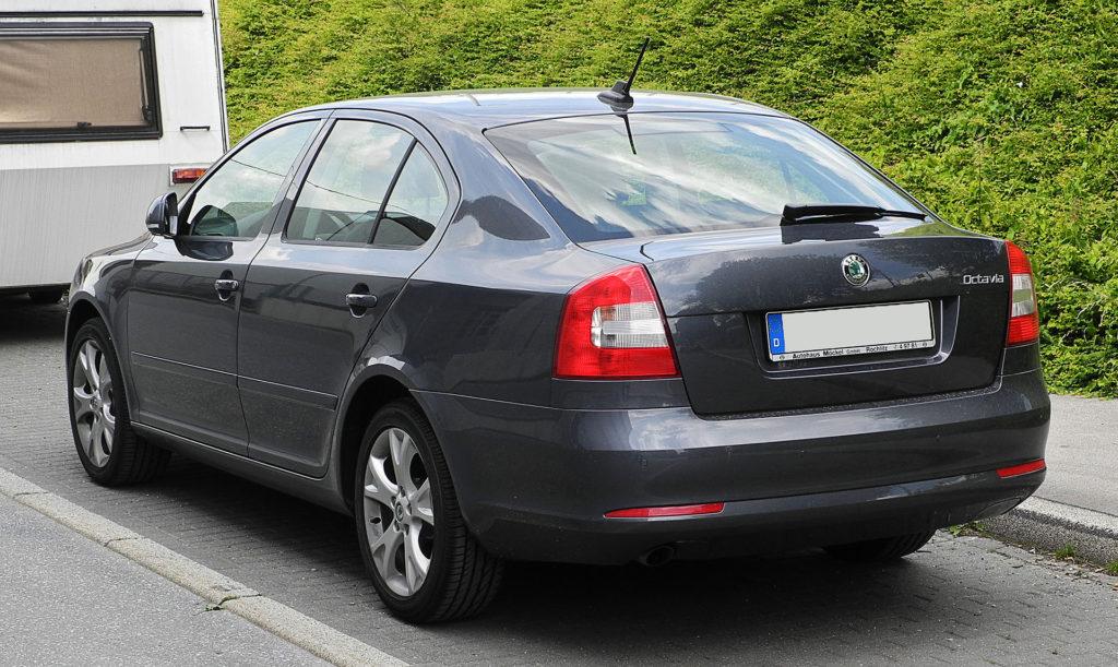Skoda Octavia II Facelift – Heckansicht 12. Juni 2011 Wülfrath 1024x611 Jaki samochód wybrać dla początkującego kierowcy?